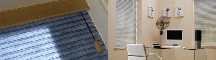 pleated blinds page