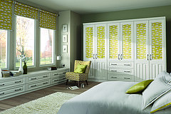 fitted blinds in Boothstown