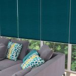 Pleated Blinds in Whitefield