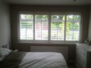 plantation shutters in Hindley
