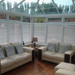 Conservatory Blinds in Leigh