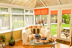 Keeping Cool with Conservatory Blinds in Bolton