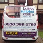 Roman Blinds in Bolton