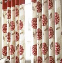 Made to measure curtains in Horwich