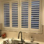 Interior shutters in Eccleston